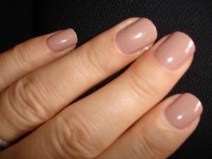 revlon's gray suede nail polish