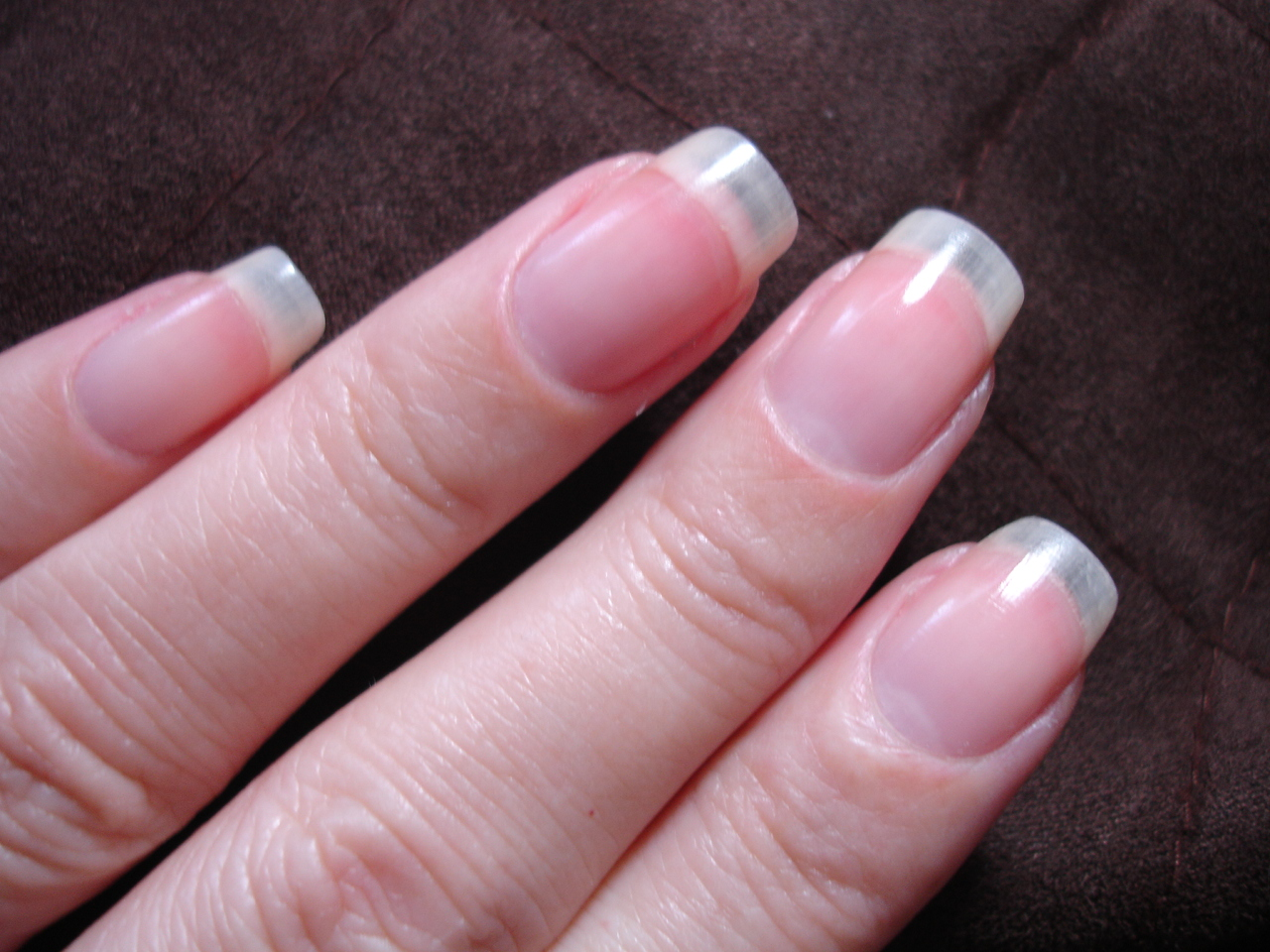 and Strong Nails