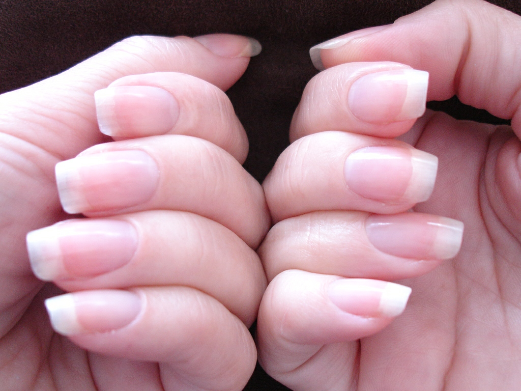 Long and Strong Nails