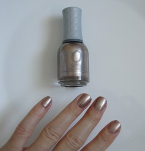 Orly Nail Lacquer in Buried Treasure
