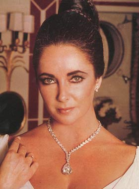 elizabeth taylor beauty icon
