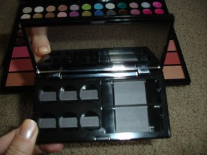 Sephora Colorista Custom Makeup Palette