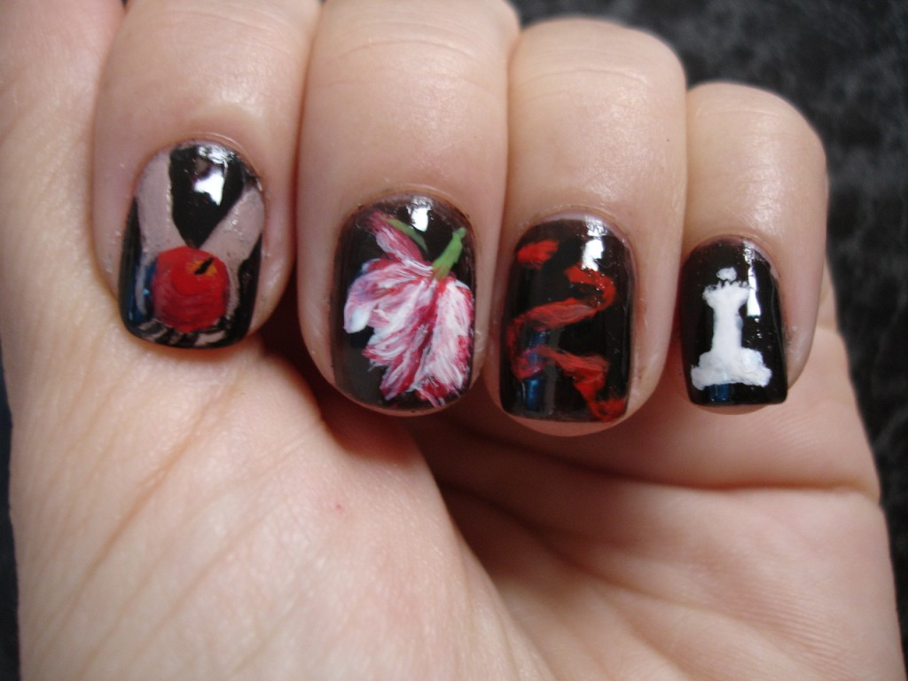 Twilight Nails