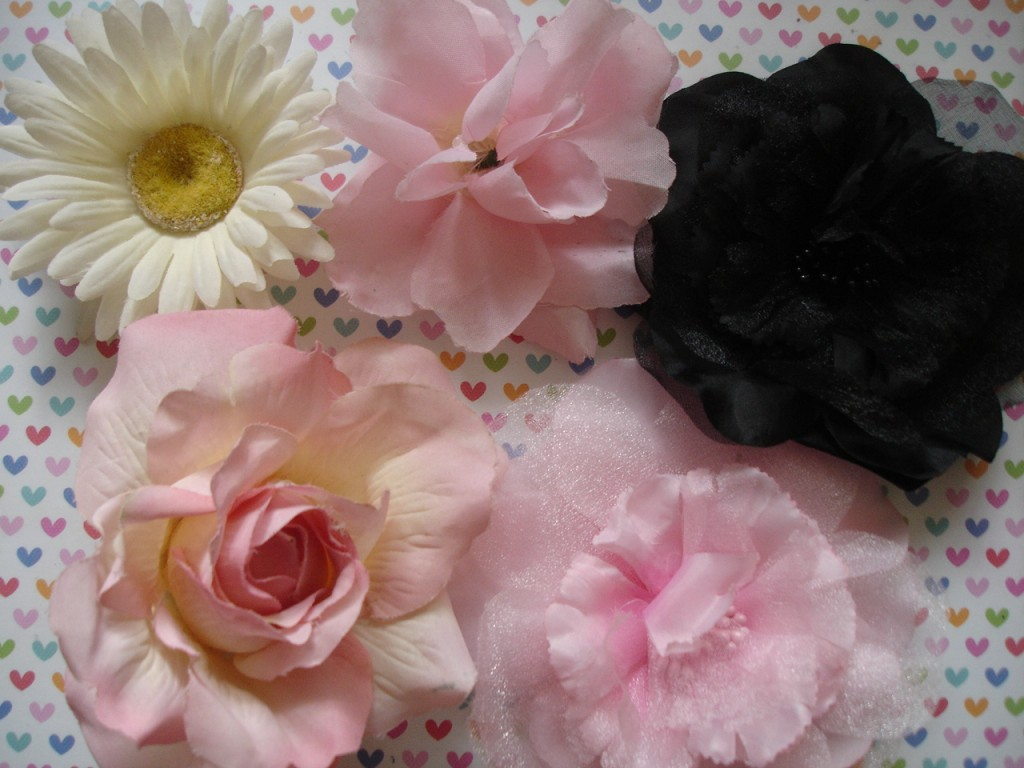 Girl Accessories DIY Flower Headband