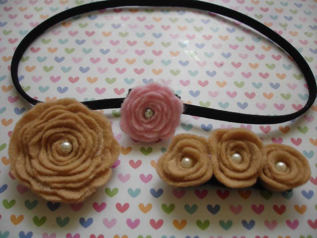 DIY Hair Headbands