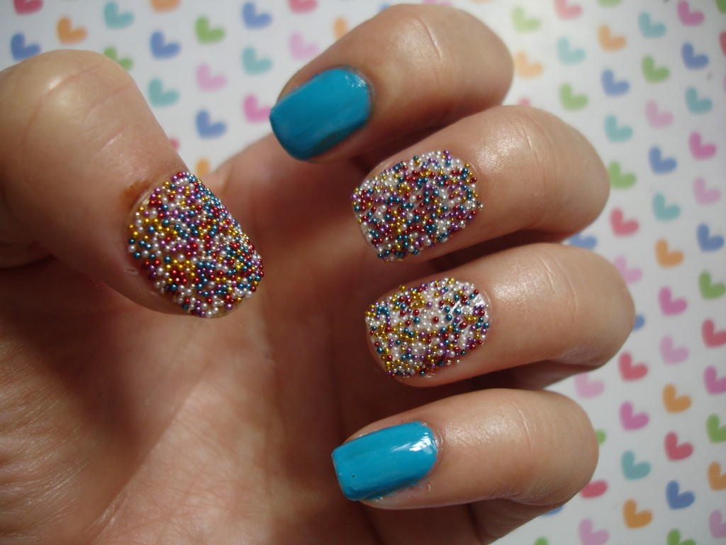 Nail Pearl Manicure