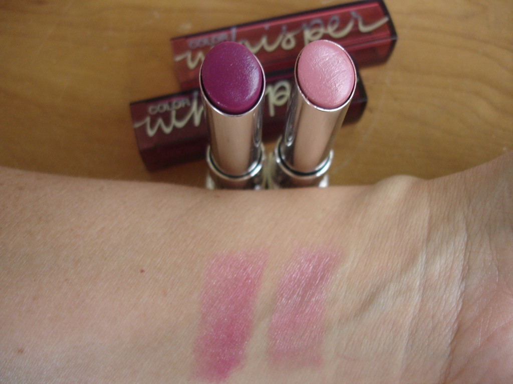 Maybelline color whispers